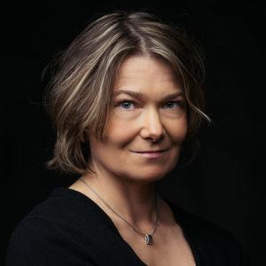 MOT:n toimittaja Kirsi Skön.