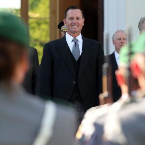 USA:s ambassadör i Tyskland, Richard Grenell.