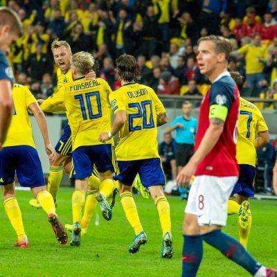 Norjan jalkapallomaajoukkue