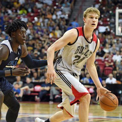 Lauri Markkanen, Chicago Bulls 2017.