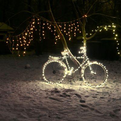 Julbelysning