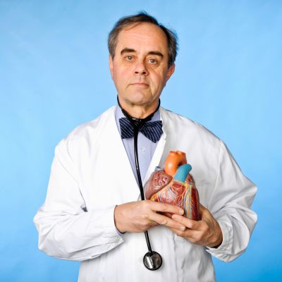 Karl-Johan Tötterman, kardiolog