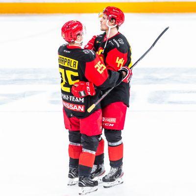 Henrik Haapala Mikko Lehtonen Jokerit