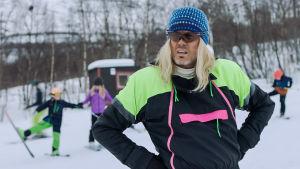 Stisse (Michael Lindgren) i Andra åket.