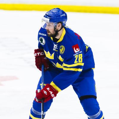 Dick Axelsson i Tre Kronor