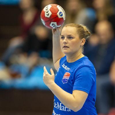 Anna Lindahl.