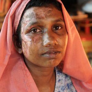 Amerikkalaisdokumentin (12) salaa kuvattu materiaali ja väkivallan uhrien sekä heidän perheidensä kertomukset paljastavat Myanmarin armeijan osallisuuden julmuuksiin.