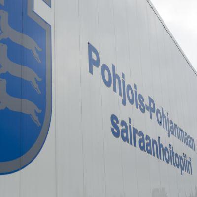 Pohjois-Pohjanmaan sairaanhoitopiirin logo.