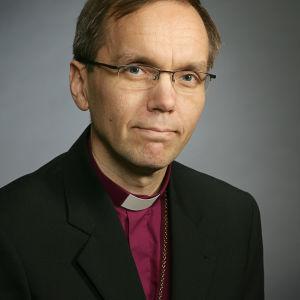 Biskopen för Borgå stift Björn Vikström