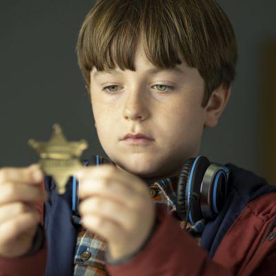 Koskettavan brittisarjan Joe-poikaa näyttelee Max Vento.