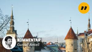 Kommentar av Gustaf Antell.