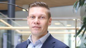 Jussi korkeamäki, direktör för enheten för hälso- och sjukvården för fångar