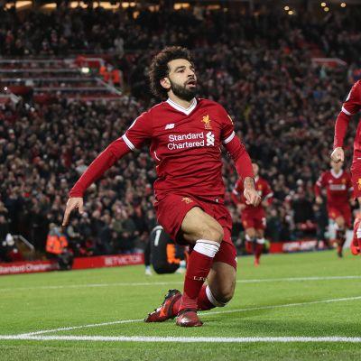 Mohamed Salah jublar