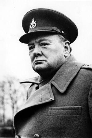 Winston Churchill toisen maailmansodan aikana