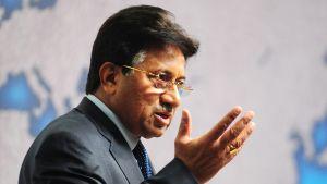 Pakistans ex-president Pervez Musharraf