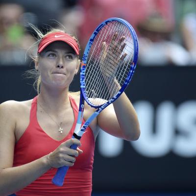 Maria Sjarapova, Australian Open 2015