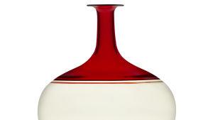 Tapio Wirkkalan suunnittelema Bolle-pullo