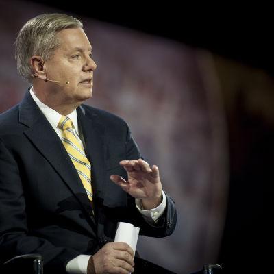 Lindsey Graham, South Carolinas senator
