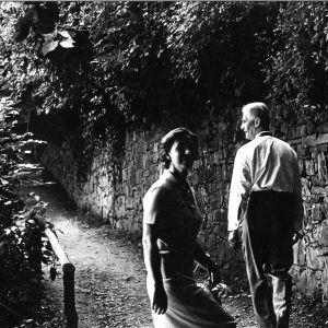 Jan Olof Mallanderin vanhemmat 1950-luvulla.