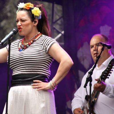 Erin Anttila ja Vesa Anttila