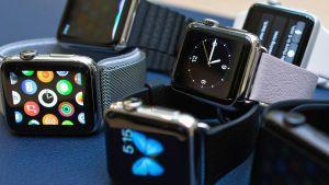 Apple Watch -älykelloja