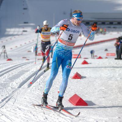 Iivo Niskanen 2017 Holmenkollen