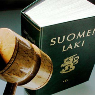 nuija ja lakikirja