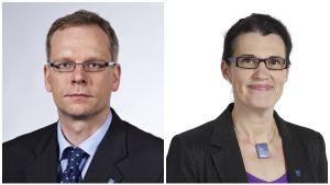 Jaakko Niinistö, Heidi Nygren