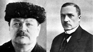 Ernst Tandefelt sköt ihjäl inrikesminister Heikki Ritavuori den 14 februari 1922.