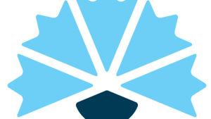 En detalj av Samlingspartiets logo