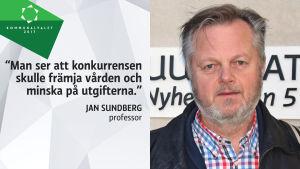 Bild föreställande professor Jan Sundberg