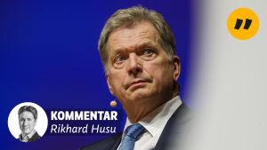 Kommentar Rikhard Husu