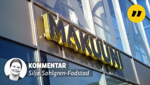 Kommentar Silja Sahlgren-Fodstad.