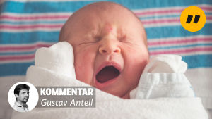 kommentar av Gustav Antell