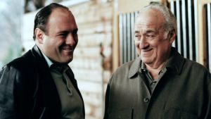 James Gandolfini och Jerry Adler