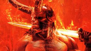 Kuva Hellboy-elokuvasta vuodelta 2019.