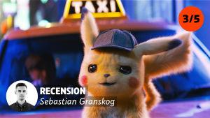 Sebastian Granskogs recension av Pikachu.