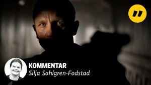 Silja Sahlgren-Fodstads kommentar om Bond.
