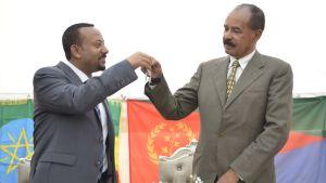 Återöppning av Eritreas ambassad