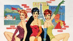 Tytöt (Les Girls).