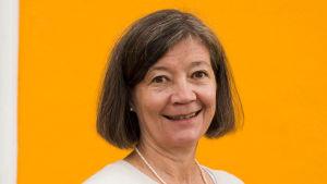 Ena Kentala, direktör för Huvud- och halscentrum vid HUS