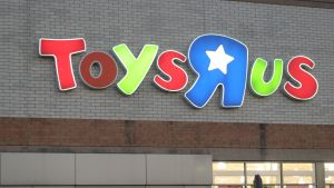 Leksaksföretaget Toys R Us