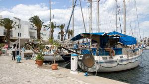 Marinan i El Kantaoui i Sousse.
