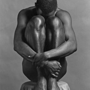 "Robert Mapplethorpe ""Ajitto"" 1981"