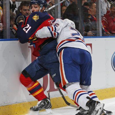 Iiro Pakarinen i Oilers.