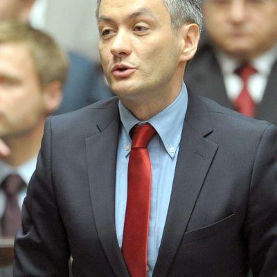 Robert Biedroń.