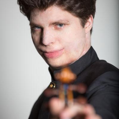 Violinisten Augustin Hadelich