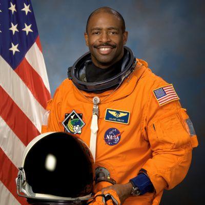 Astronauten Leland Melvin