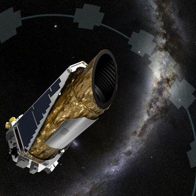 Keplerteleskopet