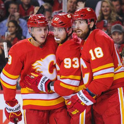Juuso Välimäki, Calgary Flames